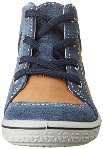 Ricosta Jungen Casi High-Top Braun (nugat/reef)