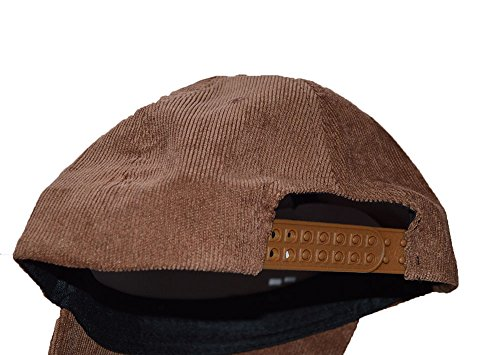 marrón Back Gorra Snap béisbol Pana de 8YqvYC