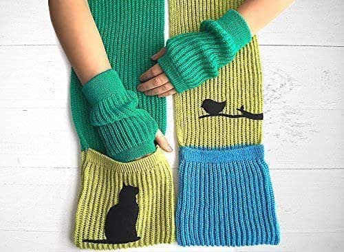 Amazon.com: Winter Accessories with Cat, Hand Warmers