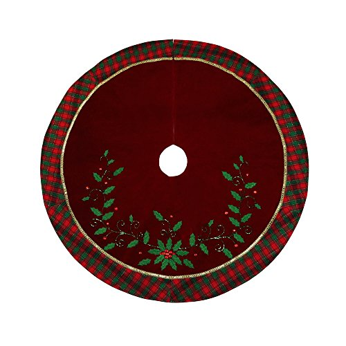 Best Christmas Tree Skirts 2018 - 2019  - cover