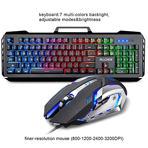 Buy budget gaming keyboard and mouse combo