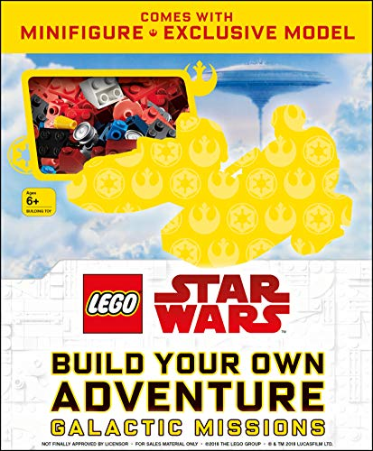 (LEGO Star Wars Build Your Own Adventure Galactic Missions)