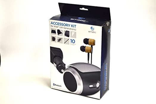 Ematic 10 Accessory kit