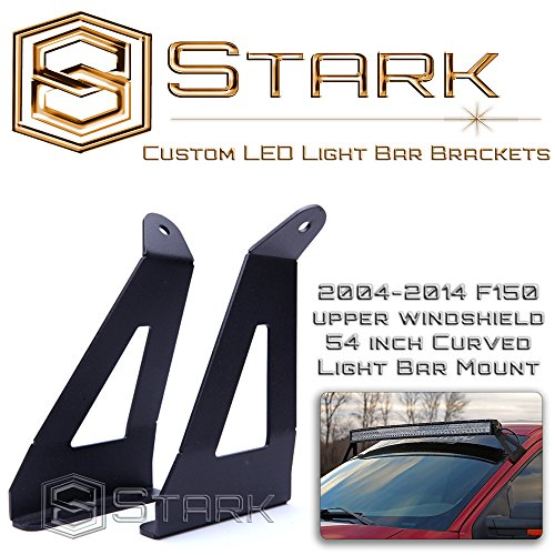 54 curved led light bar - 9