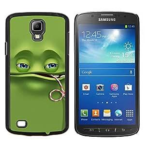Stuss Case / Funda Carcasa protectora - Divertido de la rana verde - Samsung Galaxy S4 Active i9295