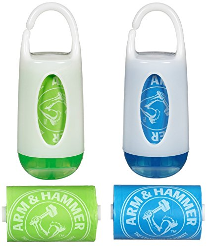 Munchkin Arm and Hammer Diaper Bag Dispenser