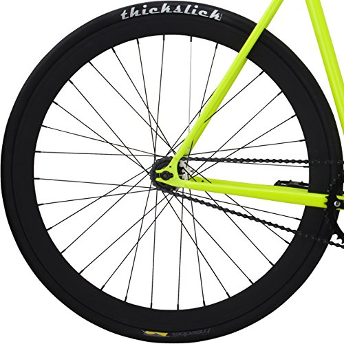 pure fix glow in the dark fixed gear single speed fixie