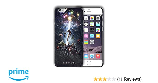Hard Case Cover with Сomics design for Iphone 7 / Iphone 8 (4.7in) (iwar3)