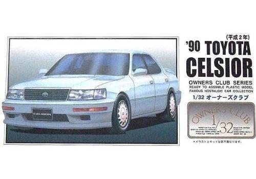 マイクロエース 1/32 オーナーズクラブシリーズ No.53 `90 トヨタ セルシオの商品画像