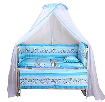 Baby Toddler Bed Crib Mosquito Netting Canopy Fabric Curtain Dome Cot Mosquito Net Mosquito Bug Proof  sc 1 st  Amazon.com & Amazon.com : Baby Toddler Bed Crib Mosquito Netting Canopy Fabric ...