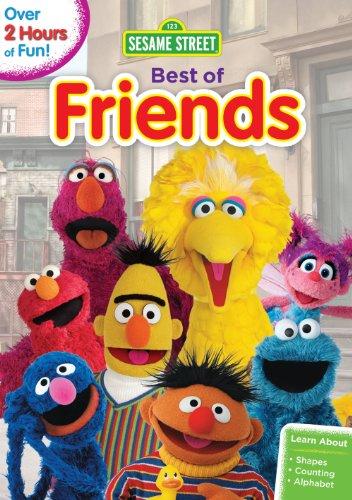: Sesame Street: Best of Friends