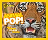 Animal Pop!: With 5 Incredible, Life Size Fold-outs (In Your Face)