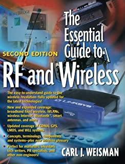 Rf measurements for cellular phones and wireless data systems allen the essential guide to rf and wireless 2nd edition fandeluxe Choice Image