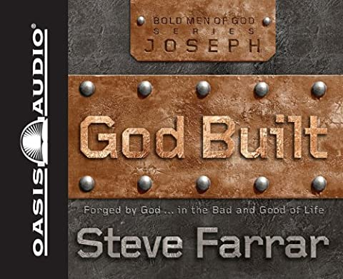 God Built: Shaped by God...in the Bad and Good of Life (Bold Men of God) (English and English (Built Sander)