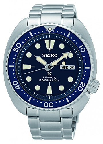 Monster Lock Master Pin - Seiko Prospex Automatik Diver's SRP773K1 Automatic Mens Watch 200m Water-Resistant