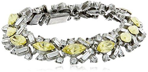 Ben-Amun Jewelry with mixed Swarovski Crystals Bracelet