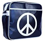 Urban Factory Peace & Love Bag Notebook carrying case, 12'' (PAL03UF)