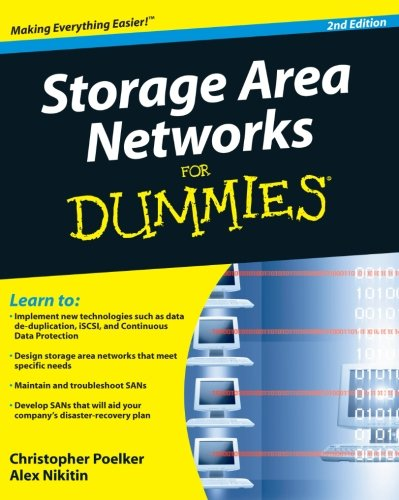 [Storage Area Networks For Dummies] (Channel Storage)