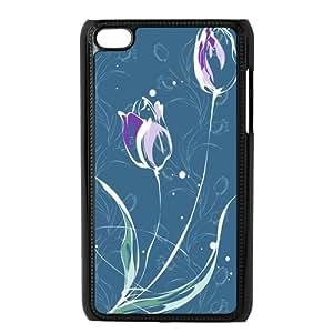 Custom Personalized Back Cover Case for ipod Touch 4JNIPOD4-168Kimberly Kurzendoerfer