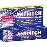 2 Dr. Sheffield's Anti-Itch Cream, 1.25-oz. Tubes