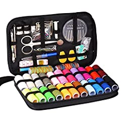 Note: INNOCHEER is only sold by seller new ever, we have not authorized any other store to sell INNOCHEER sewing kit. Why buy our sewing kit? INNOCHEER sewing kit which contains only the most essential and best sewing notions (sewing tools) a...