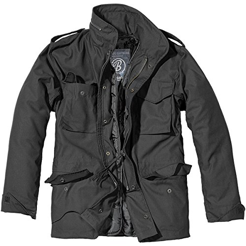 Brandit Men's M-65 Classic Jacket Black Size M for sale  Delivered anywhere in USA