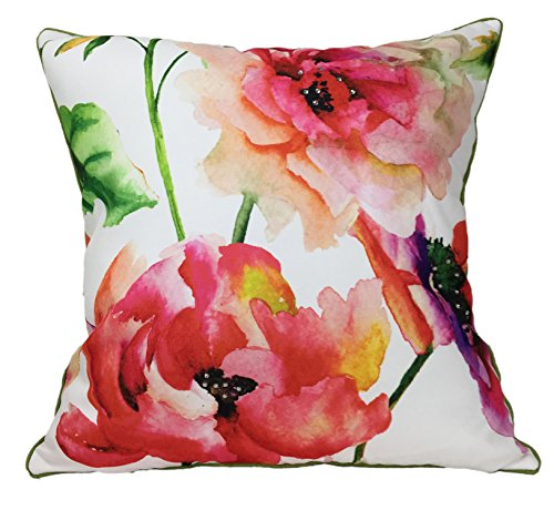 Watercolor Contrasted Flowers embelishment Blossom product image