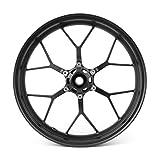 Areyourshop Front Wheel Rim For Honda CBR1000RR CBR 1000RR 2008-2014 Gray
