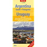 Argentina South, Patagonia, Uruguay : 1/2 500 000