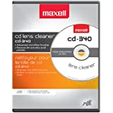 Maxell CD-340 CD Lens Cleaner (190048)