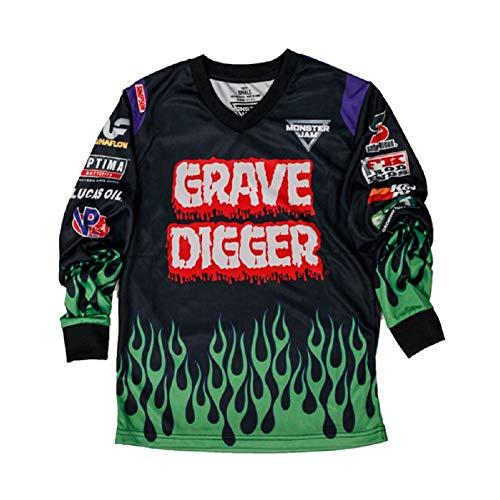 Monster Jam Grave Digger Playwear Set (Youth Medium)]()