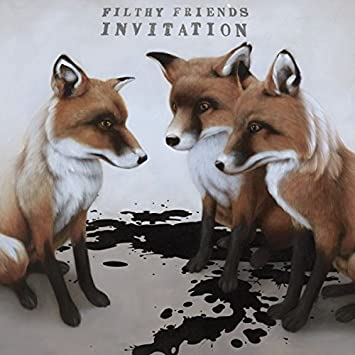 Filthy friends invitation amazon music invitation sorry this item is not available in stopboris Image collections