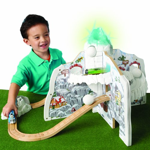 Amazon Thomas And Friends Wooden Railway Rumble And Race