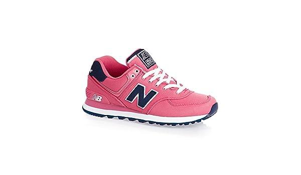New Balance NBWL574POP - Calzado de Primeros Pasos Mujer: Amazon ...