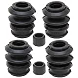 Raybestos H16043 Professional Grade Disc Brake Caliper Rubber Bushing Kit