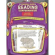 Reading Comprehension, Grade 2 (Homework Helper)