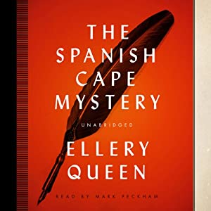 The Spanish Cape Mystery Audiobook