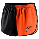 Nike MLB Womens Copperstown Collection Modern Tempo Performance Shorts