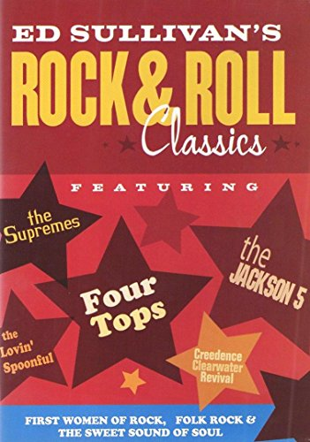 Ed Sullivan's Rock & Roll Classics: First Women of Rock, Folk Rock & The Sweet Sound of Soul ()