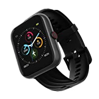 Smart Watch, Virmee VT3 Plus Fitness Tracker 1.5 Inch Touch Screen with Heart Rate Monitor Blood Oxygen Meter Sleep Step Tracking, IP68 Waterproof Smartwatch Compatible with iOS Android for Men, Women