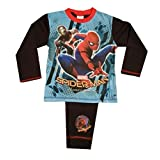 Boys Spiderman Home Coming Movie Pyjamas Iron Man Pjs Spider Man PJ