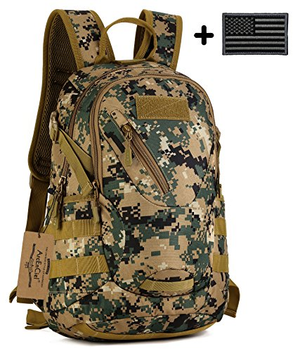 Camo Backpack Carriers - 5