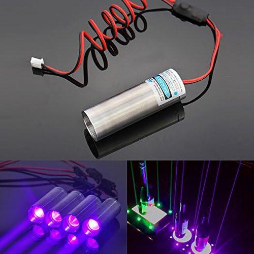 Generic 405 nm 250 MW módulo de láser violeta con proyector para ...