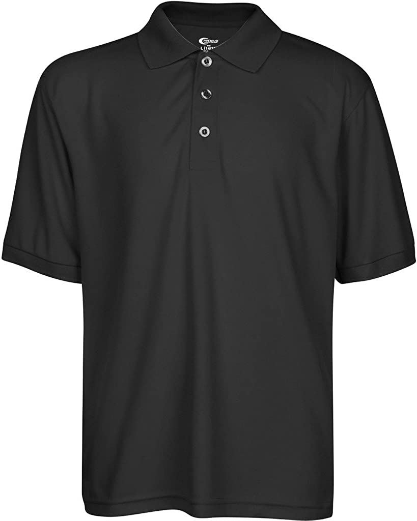 Premium Boys High Moisture Wicking Polo T Shirts