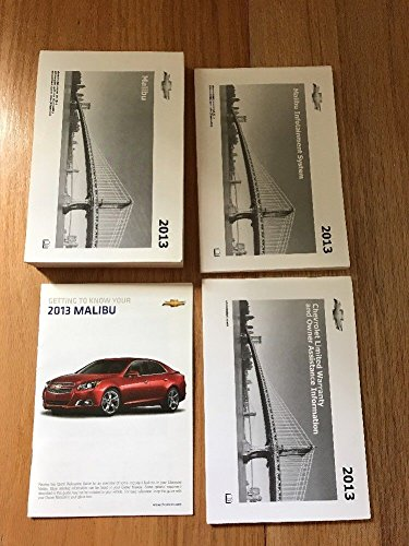 2013 Chevy Malibu Owner's Manual