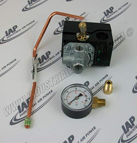 38473278 Pressure Switch - Designed for use with Ingersoll Rand Compressors