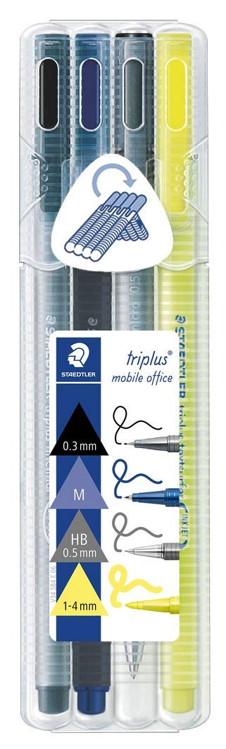 STAEDTLER Triplus Mobile Office by STAEDTLER
