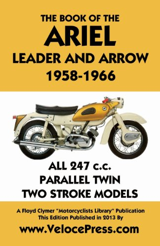 Book of the Ariel Leader and Arrow 1958-1966