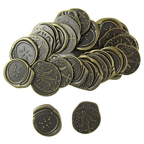 500pcs of Antique Bronze Ancient Widow's Mite Coins (Replica Coins Ancient)