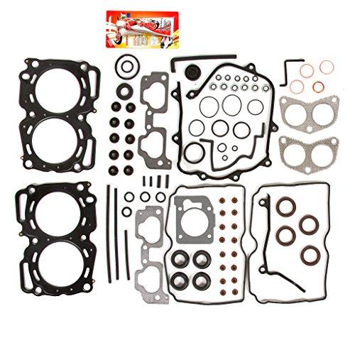 Fits 99-03 Subaru 2.5 SOHC 16V EJ251 EJ252 EJ253 MLS Head Gasket Set